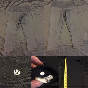 Lululemon size 2 crop pants